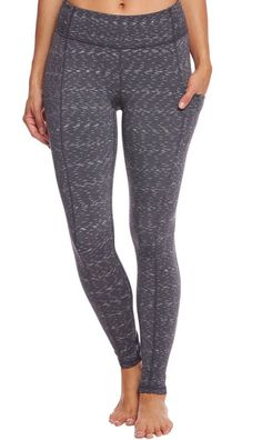 227cb1c0178ba (eBay link) NEW WITH TAGS Lucy Women's Power Train Pocket Legging XS Grey  Space Dye #fashion #clothing #shoes #accessories #womensclothing #leggings