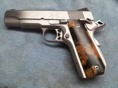 31 Best Wood Grips images in 2015 | 1911 grips, Daddy, Firearms