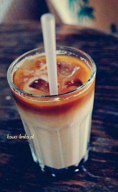 milky ice coffee. mleczna kawa mrożona. KawaLerka - Kraków https://pl.tripadvisor.com/Restaurant_Review-g274772-d8590804-Reviews-KawaLerka-Krakow_Lesser_Poland_Province_Southern_Poland.html