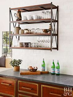 Stunning Diy Kitchen Storage Solutions For Small Space And Space Saving Ideas No 12
