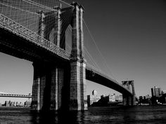 black and white landscapes nature cityscapes point buildings brooklyn bridge new york city darkness_wallpaperswa.com_60.jpg 600×450 pixels
