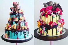 Os bolos decorados da Unbirthday Bakery | Just Lia