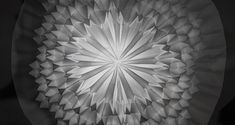 Folded Light Art by Jiangmei Wu | Design and Paper