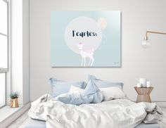 Discover «fearless unicorn», Numbered Edition Aluminum Print by Jessica Lia - From $59 - Curioos