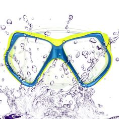 New water sports adult diving mask #glasses #scuba snorkeling equipment…