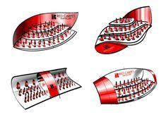 Point of Purchase Design | POP Design | POS Design | Health & Beauty POP | P.O.S.M. | Sketches by Stanislav Tsybulsky at Coroflot.com