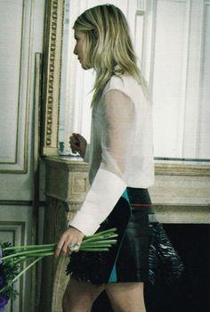 Melanie Laurent in i-D Spring 2010
