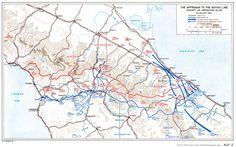 Gothic Line - Concept of OperationOlive 1944 - Línea Gótica - Wikipedia, la enciclopedia libre