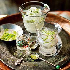 Caipirinha Granita recipe. For the full recipe, click the picture or visit RedOnline.co.uk