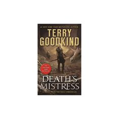Death's Mistress : Sister of Darkness (Reprint) (Paperback) (Terry Goodkind)