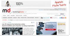 Las 29 mejores herramientas online imprescindibles para impulsar su blog corporativo : Marketing Directo