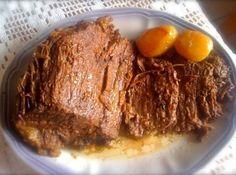 Carne de Panela (Receita da M�e) - Veja mais em: http://www.cybercook.com.br/receita-de-carne-de-panela-receita-da-mae.html?codigo=16651