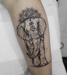 Buddhist Symbol Tattoos, Hindu Tattoos, Tattoos Mandala, Forarm Tattoos, Dope Tattoos, Baby Tattoos, Leg Tattoos, Small Tattoos, Tattoos For Guys