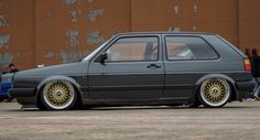 Volkswagen Golf Mk2, Volkswagen Caddy, Cool Old Cars, Vw Classic, Golf 1, Mk1, Custom Cars, Cars And Motorcycles, Luxury Cars