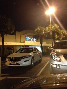 Belk Department Store in Lady Lake, FL