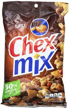 Chex Mix - Chocolate Turtle , 8-Ounce Bags (Pack of 6) >>> See this great product.