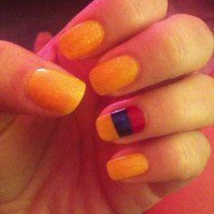 Colombian nails