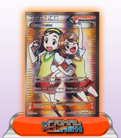 TRAINER TEAMMATES FULL ART - 160/160