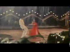 Gangleader Vijayashanti and Chiranjeevi hot rain song  vana vana velluvai