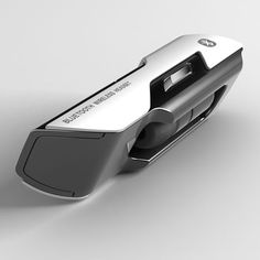 Sleek M10 Foldable Bluetooth Headset Design