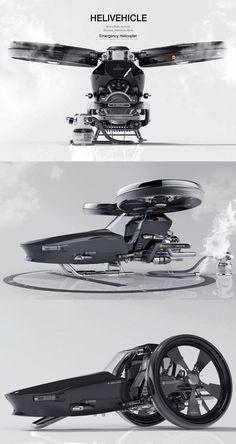 兩棲救護直升機
