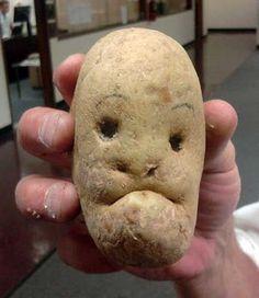 aardappelgezicht