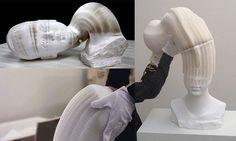 Carving Paper: The Surprising Sculpture of Li Hongbo   Covet Lounge - Curated Design
