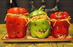 Самые вкусные блюда на Хэллоуин