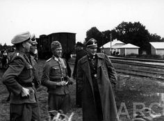 SS Guards of Sobibor Concentration camp