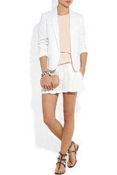Net a Porter outfit