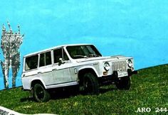 ARO 244 from 1977 - ARO - Wikipedia, the free encyclopedia Old Jeep, Jeep 4x4, Car Car, Offroad, Wicked, Nostalgia, Wheels, Vans, Classic