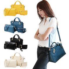 $26.98 (Buy here: https://alitems.com/g/1e8d114494ebda23ff8b16525dc3e8/?i=5&ulp=https%3A%2F%2Fwww.aliexpress.com%2Fitem%2FFashion-Women-Handbags-Sets-PU-Leather-Handbag-Women-Messenger-Bags-Design-Ladies-Handbag-Shoulder-Bag-Purse%2F32662635243.html ) Fashion Women Handbags Sets PU Leather Handbag Women Messenger Bags Design Ladies Handbag+Shoulder Bag+Purse 3 Sets BS88 for just $26.98