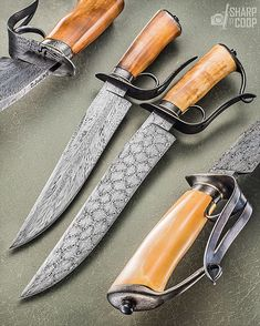 David lisch knives