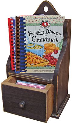 Cookbook Cabinet - Kruenpeeper Creek Country Gifts