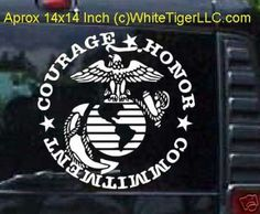 ~Honor, Courage, Commitment