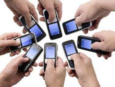 La industria móvil, en plena forma: crece un 2,4% en el último periodo de 2012. | #mobile