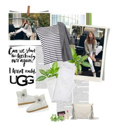 """Play With Prints In UGG: Contest Entry"" by polybaby ❤ liked on Polyvore featuring UGG Australia, T By Alexander Wang, WithChic, NARS Cosmetics and thisisugg"