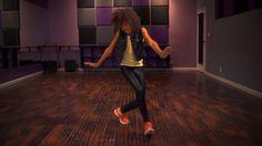 "12 year old Kyndall Harris dancing to Janet Jackson's ""Feedback"" - Chore..."