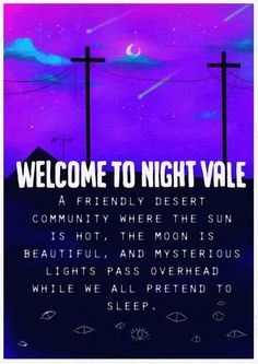 """Night of the Raging Fangirls - Nightvale Edition! (Take THAT """"javascript void cannot pin"""" message on Youtube!)"""