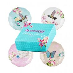 Accessorize - Petit fours set of 4 - Giftset