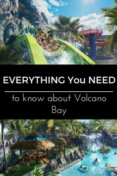 NO LINES at Universal Orlando's newest theme park- Volcano Bay Water Park opens May 25th 2017! Read more about the TAPUTAPU bands and this INCREDIBLE Theme Park/ Water Park by clicking through to the post.