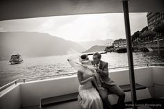 Wedding in Lido of Lenno - more here  http://www.matteocuzzola.com