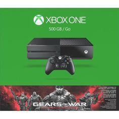 -\*BRAND NEW*/- Xbox One - 500GB Gears of War: Ultimate Edition Bundle - Black #Microsoft