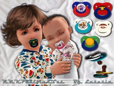 The sims, sims nuk pacifier, pacifiers, sims baby, sims 4 toddle The Sims 4 Kids, The Sims 4 Bebes, The Sims 4 Pc, Sims 4 Children, Sims 4 Toddler Clothes, Sims 4 Cc Kids Clothing, Infant Clothing, Sims 4 Cc Skin, Sims Cc