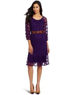 AGB Women's Elbow Sleeve Peasant Dress AGB, http://www.amazon.com/dp/B008ICQK6K/ref=cm_sw_r_pi_dp_49PKqb0DHSBY8