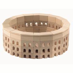 coliseum blocks
