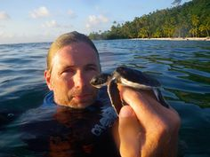 Read about our ambitious Billion Baby Turtles campaign here (Photo of Dr. Wallace J. Nichols by Abigail Alling): http://www.prana.com/life/2013/03/22/billion-baby-turtles/