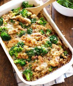 14 Healthy Casserole Recipes | Homemade Recipes | http://homemaderecipes.com/14-healthy-casserole-recipes/