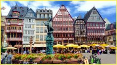 FRANKFURT • Germany In 72 Hours | Shores of Freedom