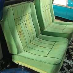 made the foam kit for a nice set of bucket seats from project. Automotive Upholstery, Car Upholstery, Bomber Seats, John Miller, Custom Car Interior, Car Tuning, Bucket Seats, Car Painting, Carpet Design